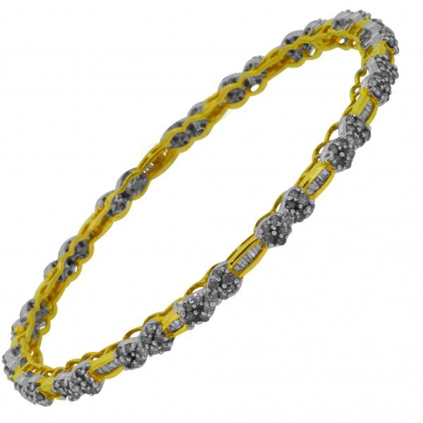 Diamond Bangle 4BGAA094