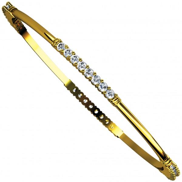 Diamond Bangle 4BGAA128