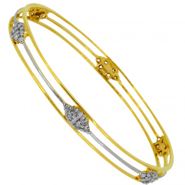 Diamond Bangle 4BGAA146