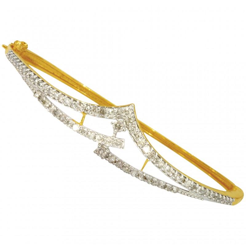 Diamond Bracelet 4BRAA031