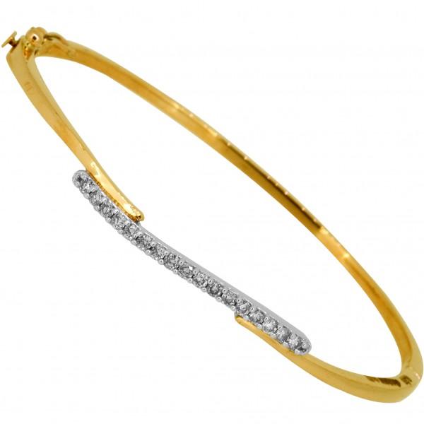 Diamond Bracelet 4BRAA044