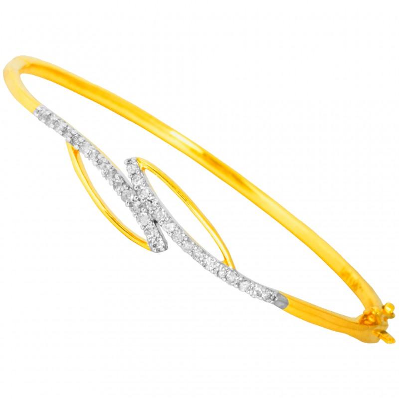 Diamond Bracelet 4BRAA049