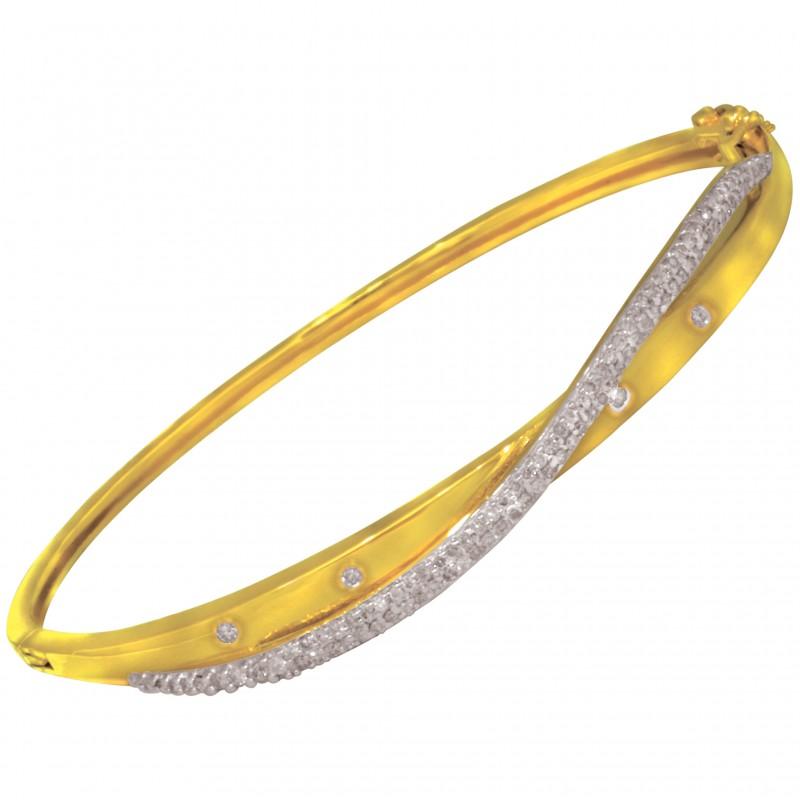 Diamond Bracelet 4BRAA050