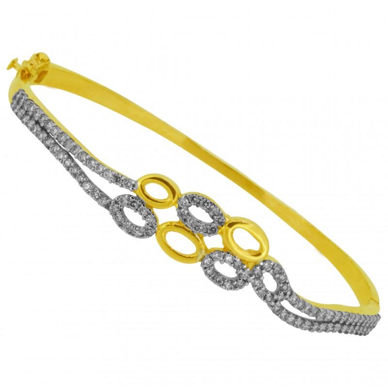 Diamond Bracelet 4BRAA188