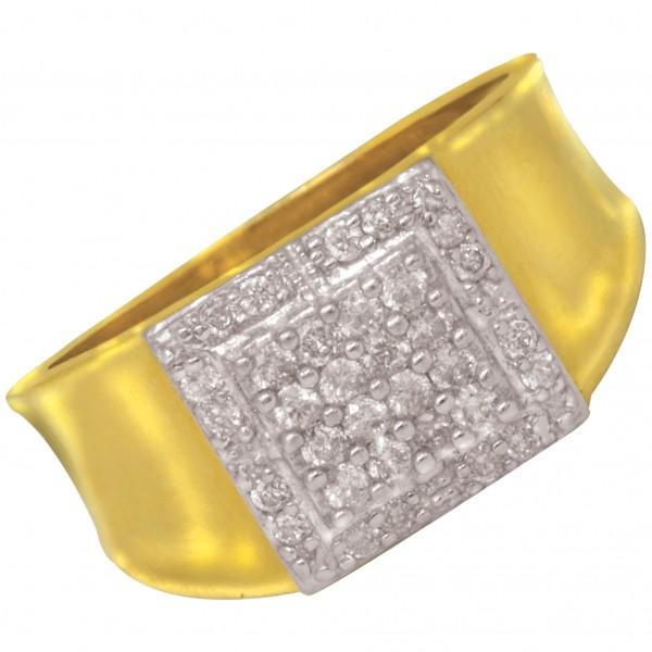 Diamond Gents Ring 4GRAA062
