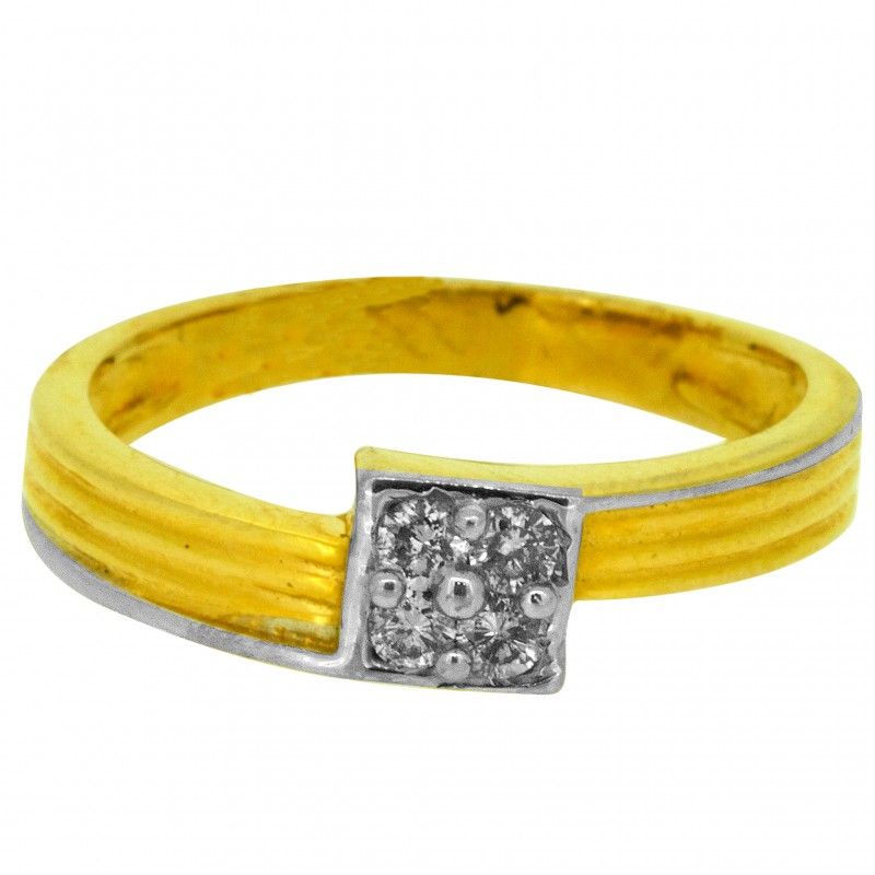 Diamond Gents Ring 4GRAA098