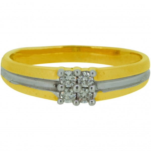 Diamond Gents Ring 4GRAA158