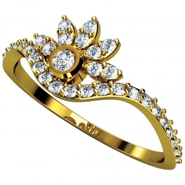 Diamond Ladies Ring 4LRAA033