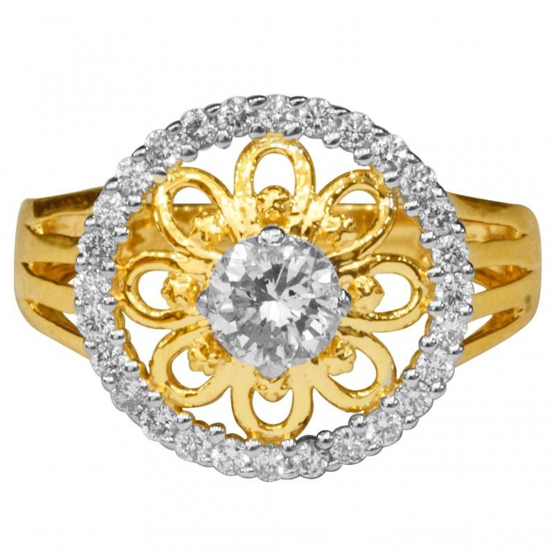 Diamond Ladies Ring 4LRAB022