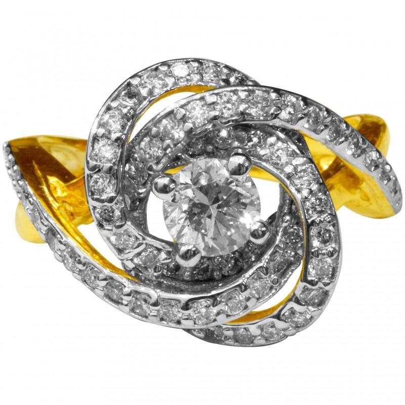 Diamond Ladies Ring 4LRAB027
