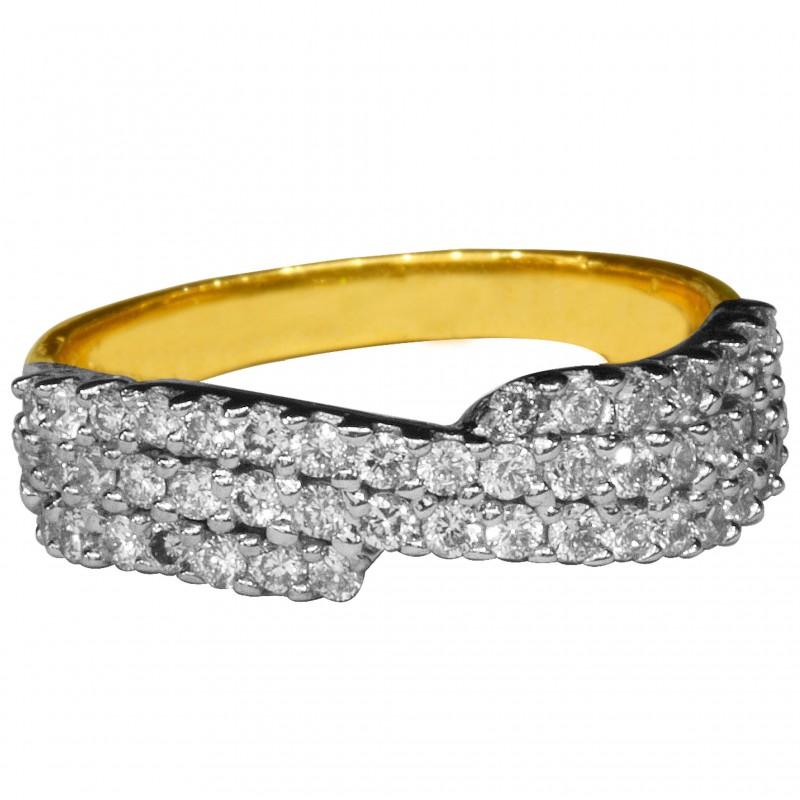 Diamond Ladies Ring 4LRAB075
