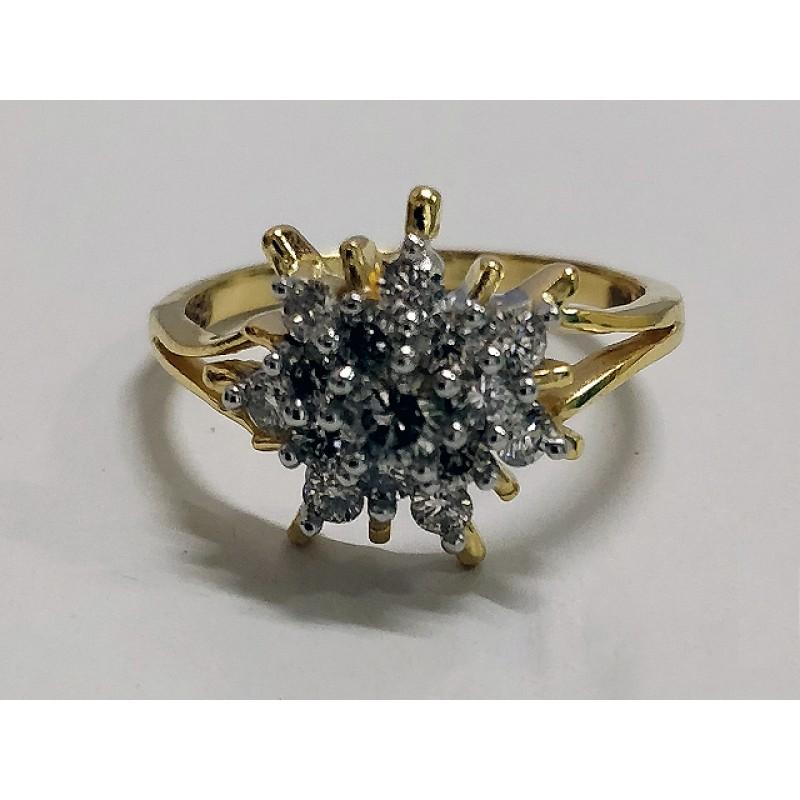 Diamond Ladies Ring 4LRAB099