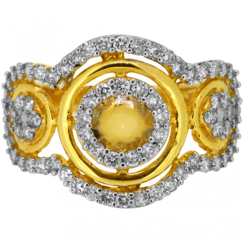 Diamond Ladies Ring 4LRAB101