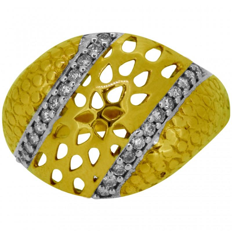 Diamond Ladies Ring 4LRAB111