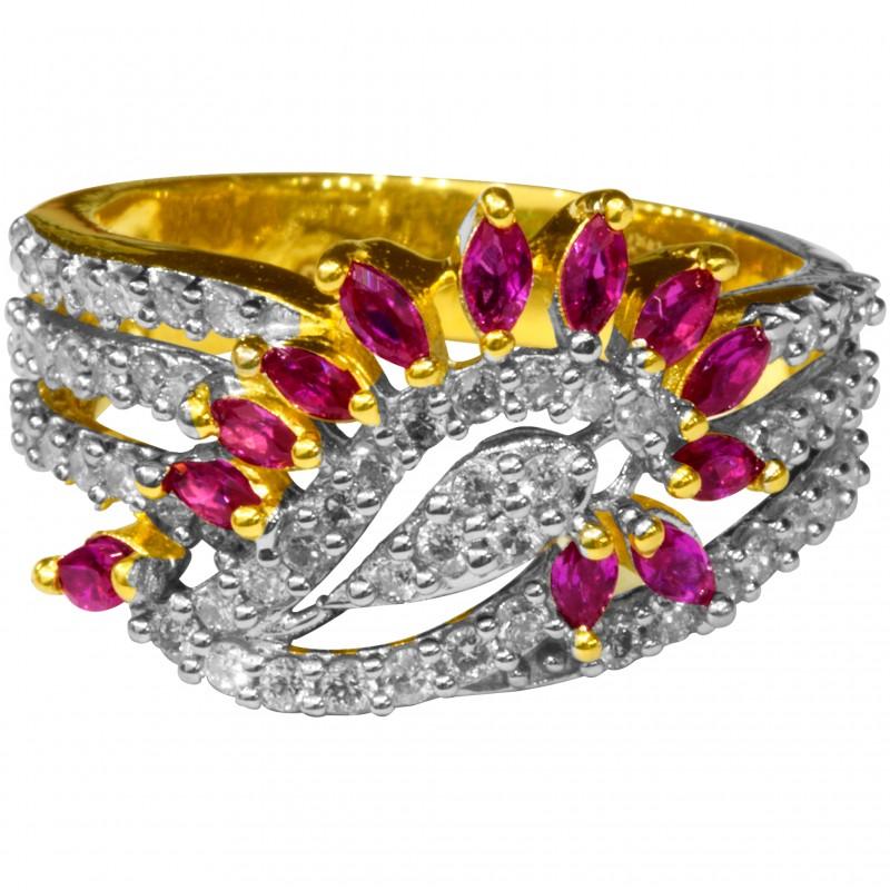 Diamond Ladies Ring 4LRAB138