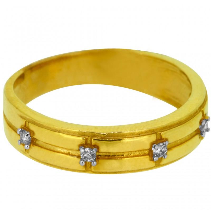 Diamond Ladies Ring 4LRAB167G