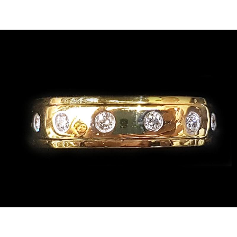 Diamond Ladies Ring 4LRAB173 G