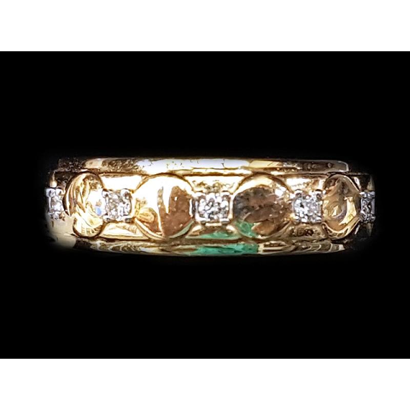 Diamond Ladies Ring 4LRAB176G
