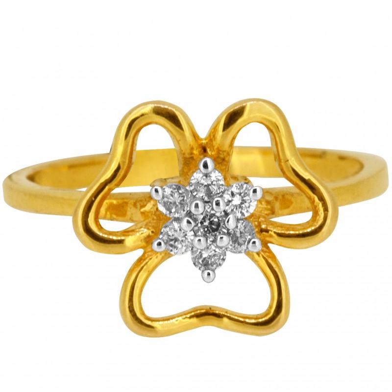 Diamond Ladies Ring 4LRAB183