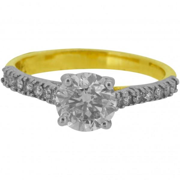 Diamond Ladies Ring 4LRAB207