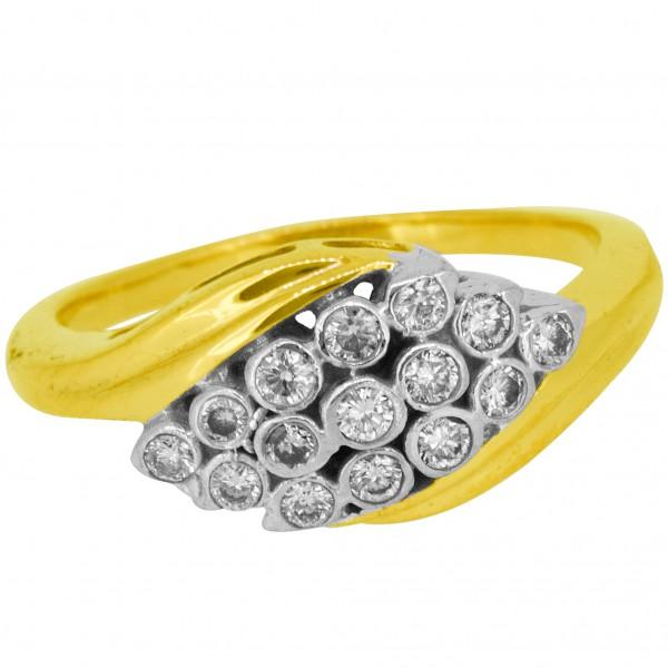 Diamond Ladies Ring 4LRAB244