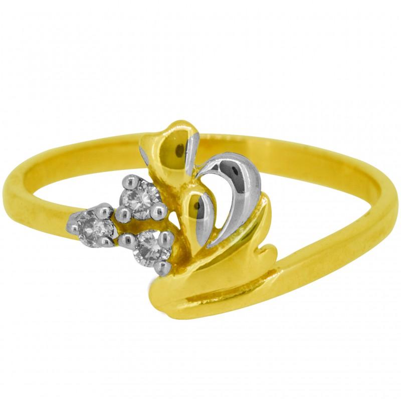 Diamond Ladies Ring 4LRAB265