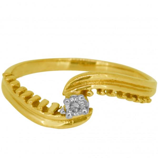 Diamond Ladies Ring 4LRAB266