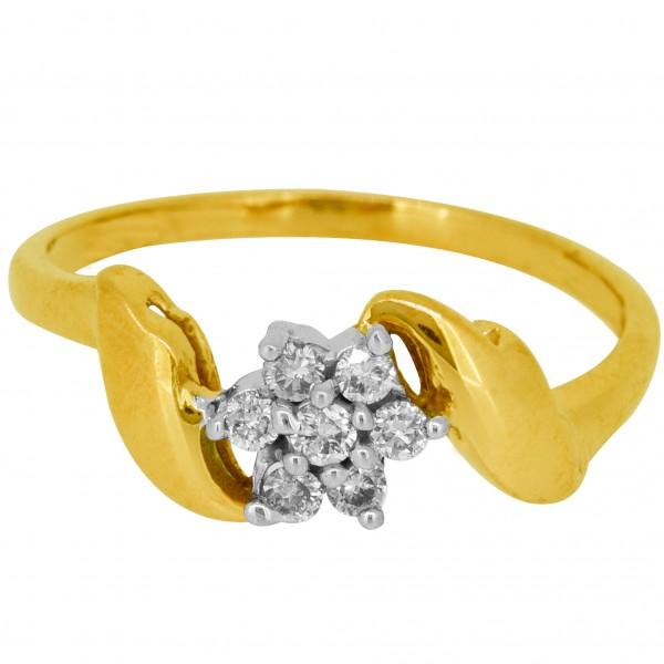 Diamond Ladies Ring 4LRAB376