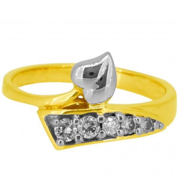 Diamond Ladies Ring 4LRAB602