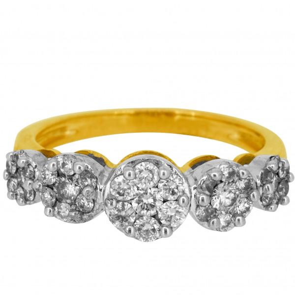 Diamond Ladies Ring 4LRAB611
