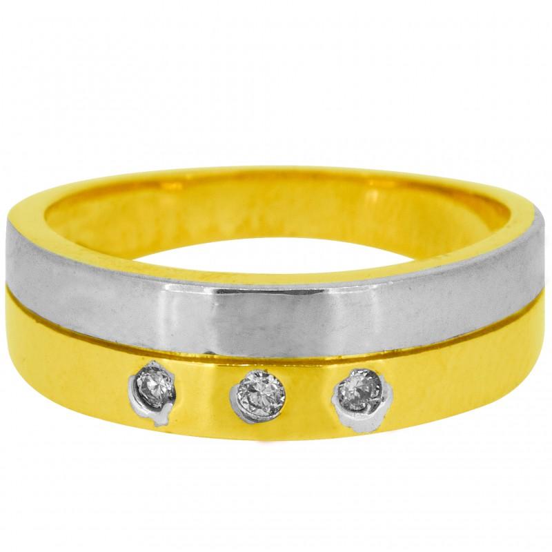 Diamond Ladies Ring 4LRAB721