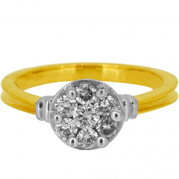 Diamond Ladies Ring 4LRAB936