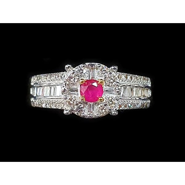 Diamond Ladies Ring 4LRAC450