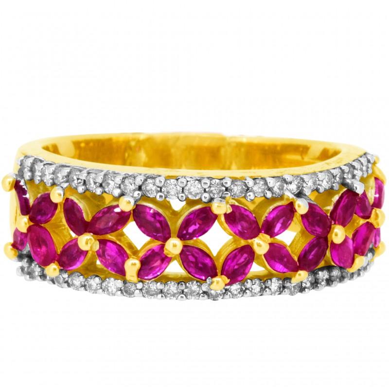 Diamond Ladies Ring 4LRAC473