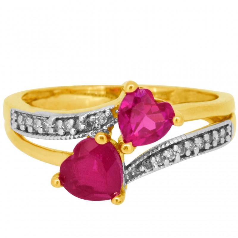 Diamond Ladies Ring 4LRAC521