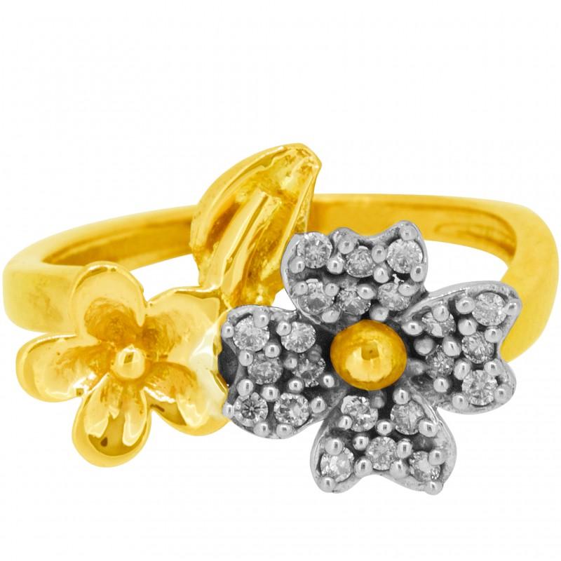 Diamond Ladies Ring 4LRAC548