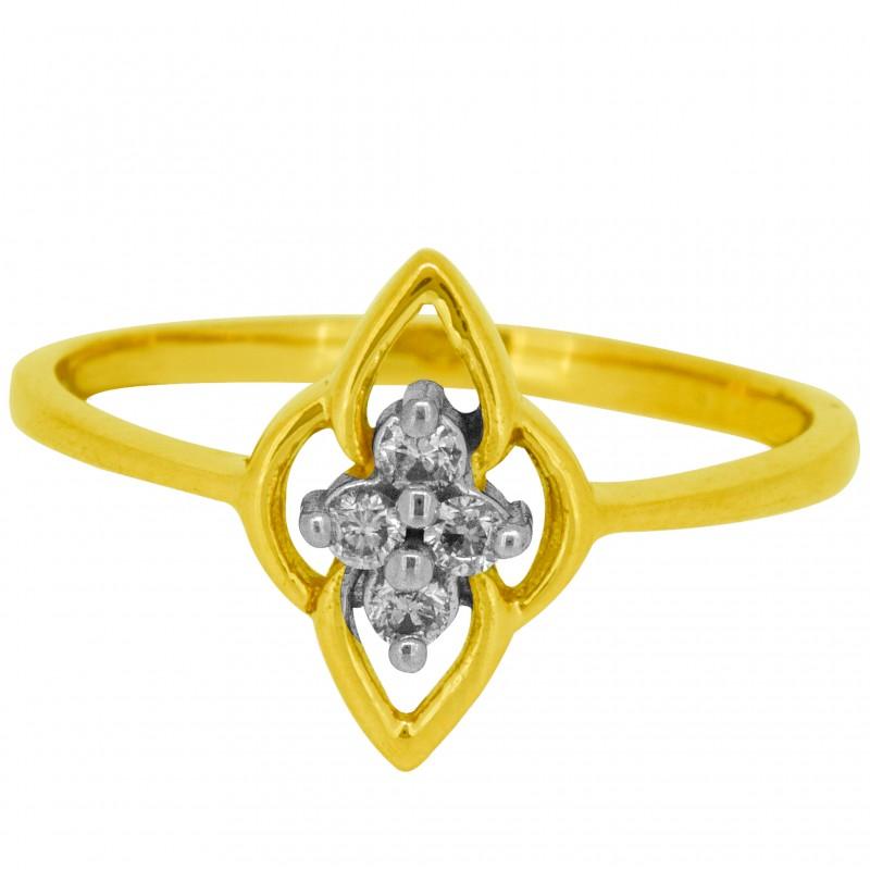 Diamond Ladies Ring 4LRAC767