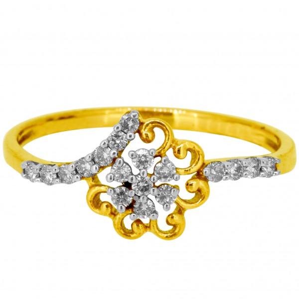 Diamond Ladies Ring 4LRAC882