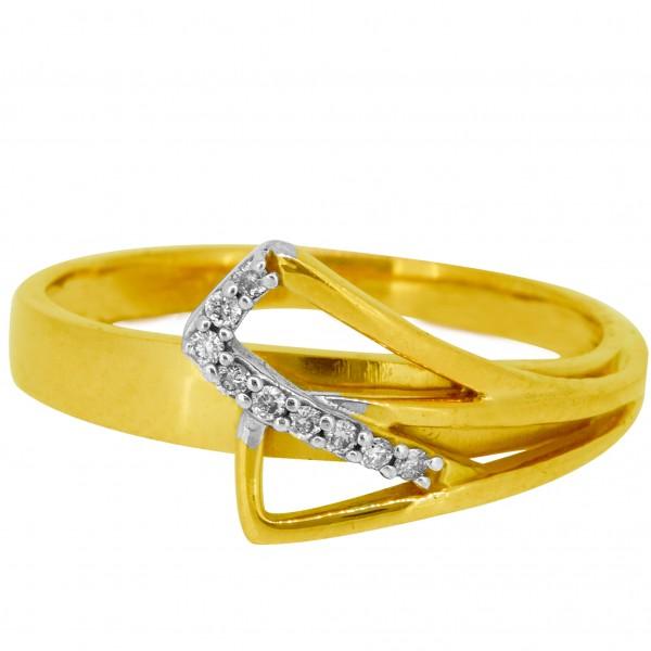 Diamond Ladies Ring 4LRAD063