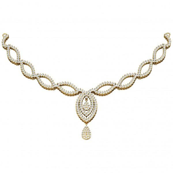 Diamond Necklace NCAA012