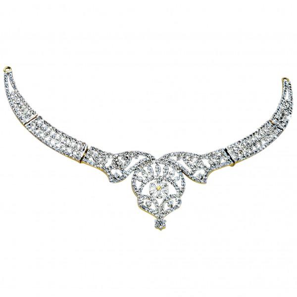 Diamond Necklace 4NCAA086