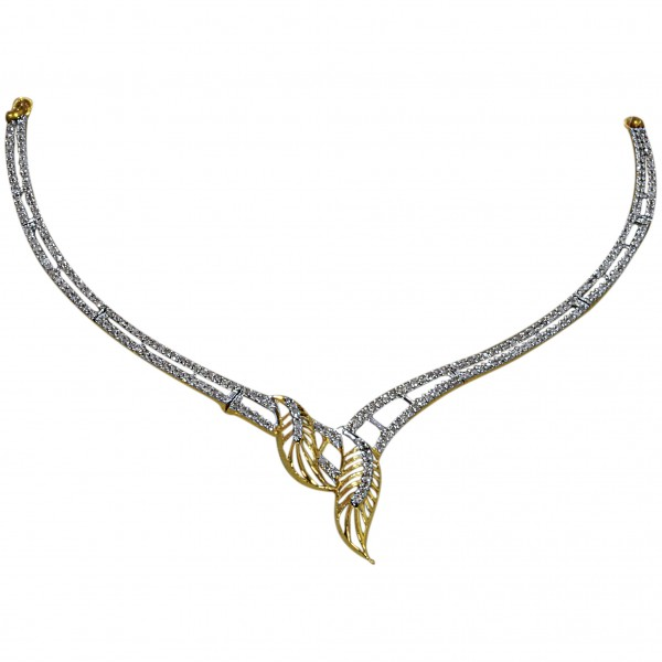 Diamond Necklace 4NCAA121