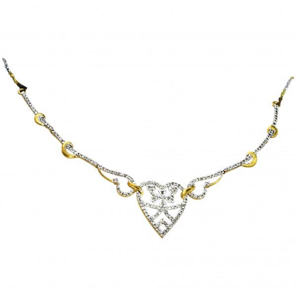 Diamond Necklace 4NCAA129