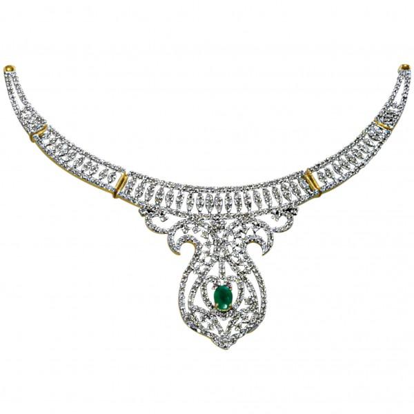 Diamond Necklace 4NCAA130