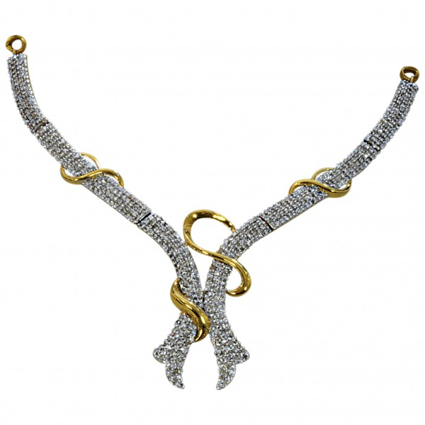 Diamond Necklace 4NCAA133