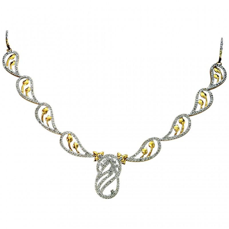 Diamond Necklace 4NCAA140