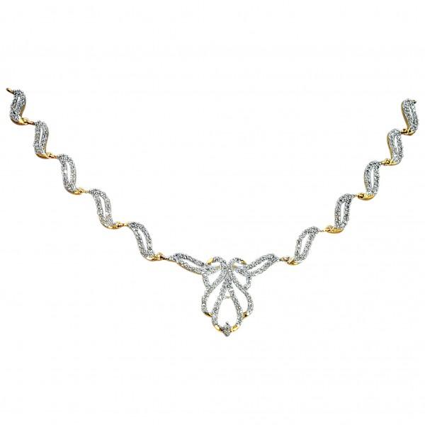 Diamond Necklace 4NCAA141