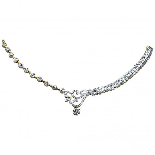 Diamond Necklace 4NCAA143