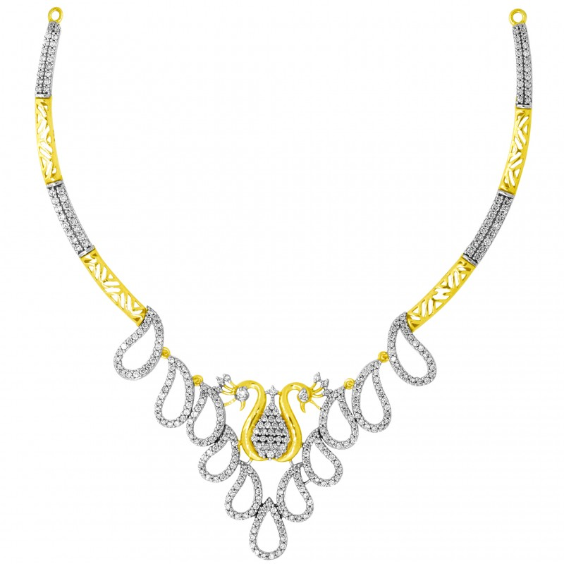 Diamond Necklace 4NCAA172