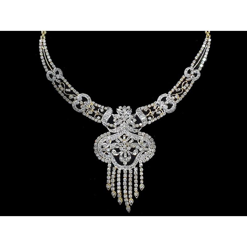 Diamond Necklace NCR515
